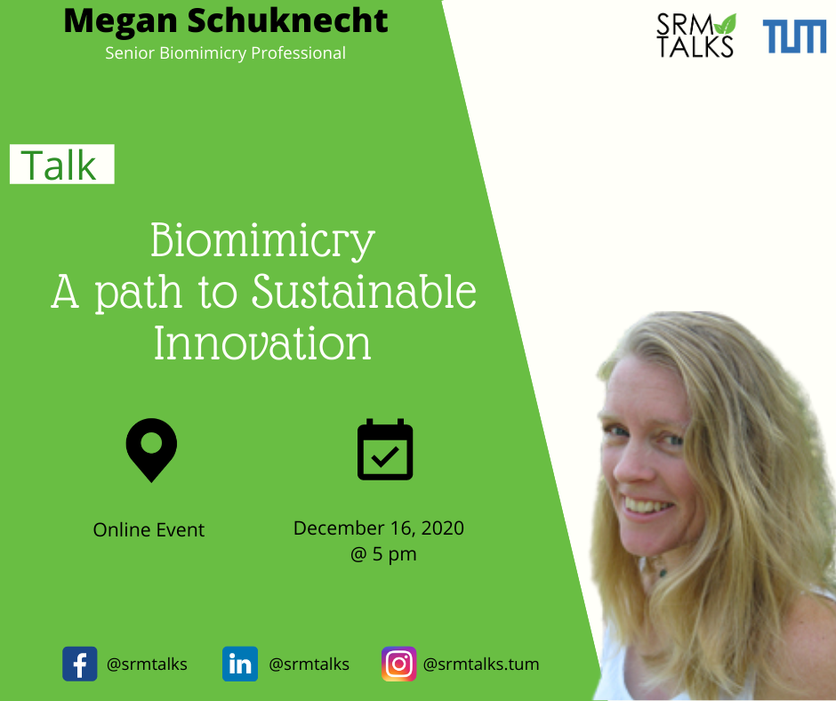 Biomimicry and Sustainability, Megan Schuknecht