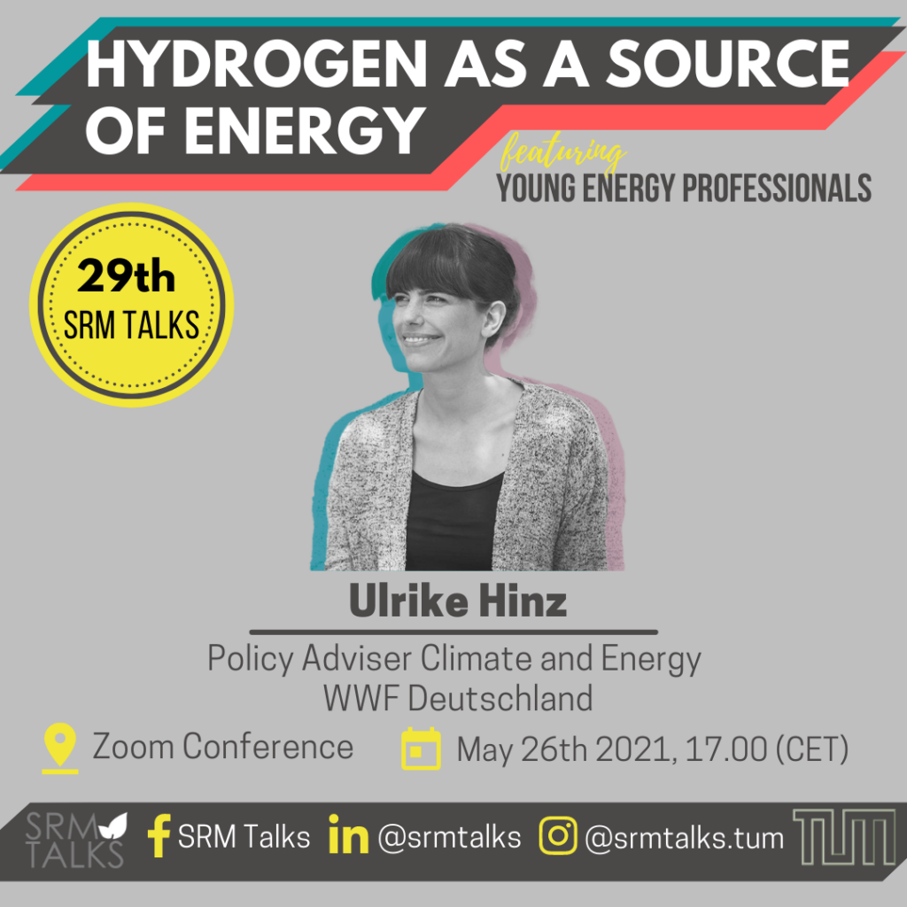 Hydrogen as energy source